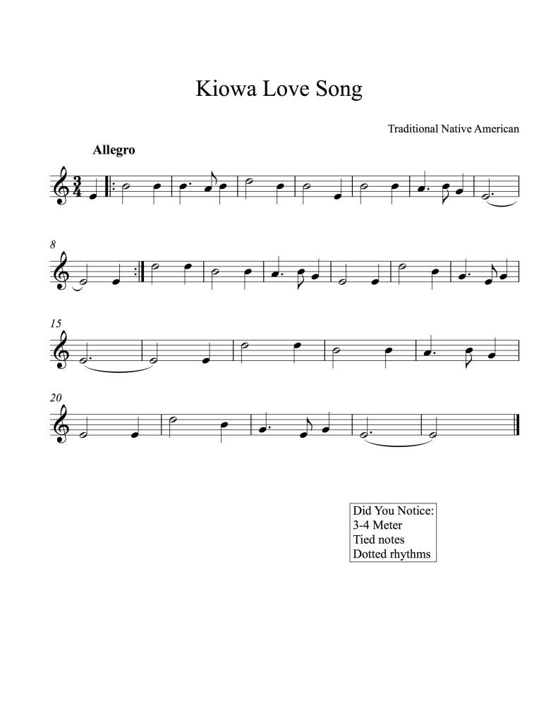 kiowalovesong